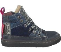 Blaue Shoesme Sneaker UR6W049