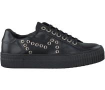 Schwarze Bronx Sneaker 65789