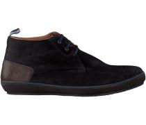 Blaue Floris van Bommel Sneaker 10989
