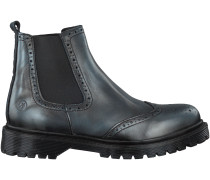 Graue Bronx Chelsea Boots 44160