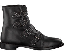 Schwarze Roberto d'Angelo Ankle Boots 1800