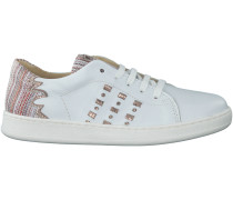 Weisse Clic Sneaker 9108