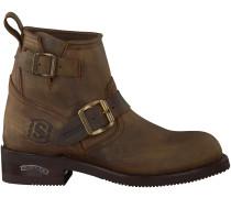 Braune Sendra Boots 2976