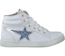 Weiße Kanjers Sneaker 4247