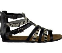Schwarze Bullboxer Sandaletten AFQ002