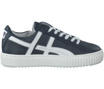 Blaue Hip Sneaker H1041