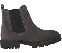 Graue Omoda Chelsea Boots 2108