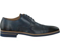 Blaue Giorgio Business Schuhe HE92196