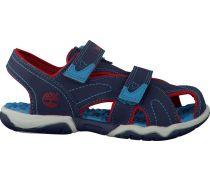 Blaue Timberland Sandaletten ADVENTURE SEEKER CLOSED KIDS