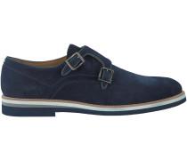Blaue Giorgio Business Schuhe CROSTA