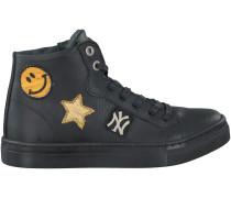 Schwarze Omoda Sneaker 4373