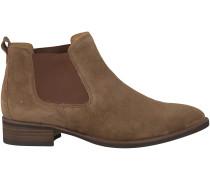 Cognac Gabor Chelsea Boots 600