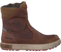 Cognac Vingino Boots SPIKE