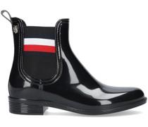 Gummistiefel Corporate Ribbon Rainboot Schwarz Damen