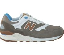 Beige New Balance Sneaker ML878