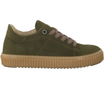 Grüne Omoda Sneaker 4340