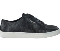 Schwarze Calvin Klein Sneaker IMILIA