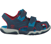 Blaue Timberland Sandalen ADVENTURE SEEKER CLOSED KIDS