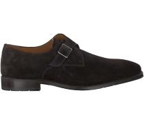Braune Van Bommel Business Schuhe 12150