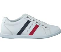 Weiße Tommy Hilfiger Sneaker DENZEL 5A