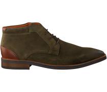 Grüne Van Lier Business Schuhe 5481