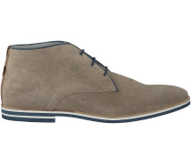 Beige Mc Gregor Business Schuhe FIRENZE