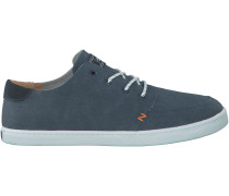 Blaue HUB Sneaker BOSS C06