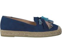 Blaue Omoda Espadrilles KV6055