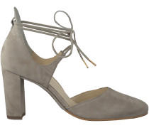 Taupe Paul Green Pumps 6015