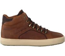 Cognac Tommy Hilfiger Sneaker MOON 3A2