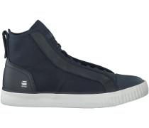 Blaue G-Star Sneaker SCUBA MIX