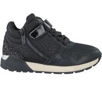 Schwarze Replay Sneaker CLARAN