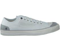 Weiße G-Star Sneaker D01755