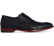 Business Schuhe 19104 Blau Herren