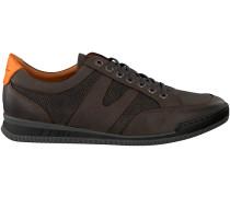 Braune Van Lier Business Schuhe 7452
