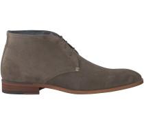 Taupe Omoda Business Schuhe 7340