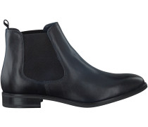Blaue Omoda Chelsea Boots 995-003