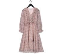 Midikleid Figga Forever Flower Dress Sand Damen