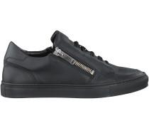 Schwarze Antony Morato Sneaker LOS ANGELES