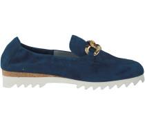 Blaue Maripé Slipper 24635