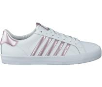 Weisse K-Swiss Sneaker BELMONT