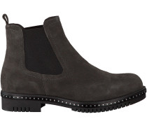 Graue Omoda Chelsea Boots 74B-010