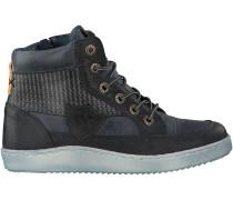 Blaue Kanjers Sneaker 5258LP