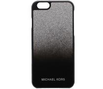 Schwarze Michael Kors Handy-Schutzhülle PHONE COVER IPHONE 6