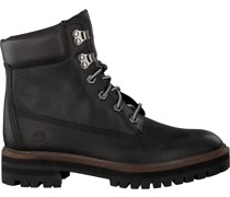 Timberland Schnürboots London Square 6in Boot Schwarz Damen