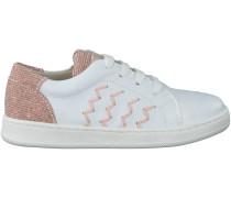 Weisse Clic Sneaker 9115