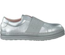 Silberne Unisa Sneaker CALI