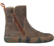 Braune Shoesme Kurzstiefel VU6W027