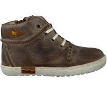 Braune Yellow Cab Boots Y35126