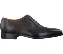 Graue Giorgio Business Schuhe HE39009